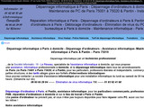 Elimination de virus informatique