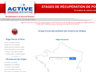 Détails : Actvie-points.fr