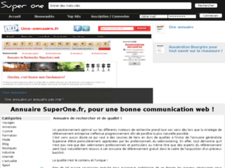 Détails : SuperOne.fr Guide web