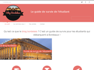 Blog bordelais